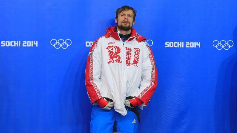 15 февраля 2014 года. Сочи. Александр ТРЕТЬЯКОВ. Фото AFP