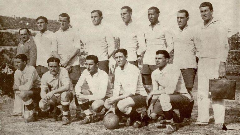 ЧМ-1930: первый чемпионат мира собрал чертову дюжину команд. Фото Reuters