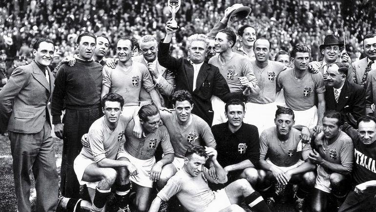 ЧМ-1938: во Франции вместо 16 было 15 команд. Фото Reuters