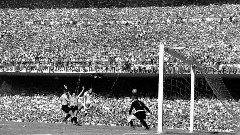 ЧМ-1950: первый послевоенный турнир вместо 16 команд собрал 13. Фото Reuters