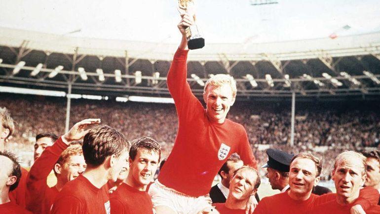 ЧМ-1966: Англия победила на домашем чемпионате. Фото AFP
