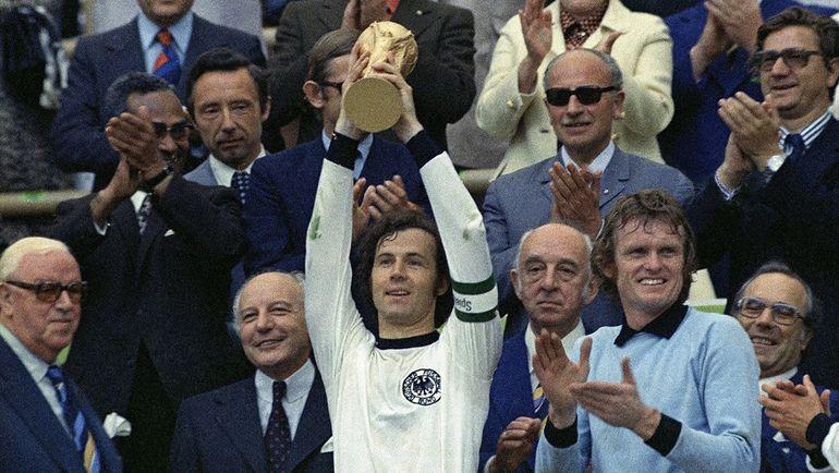 ЧМ-1974: ФРГ стала лучшей на домашнем турнире. Фото Reuters