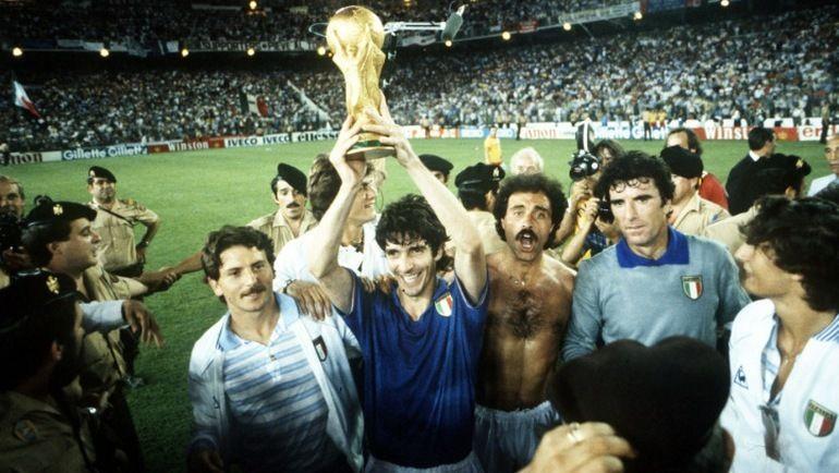 ЧМ-1982: Испания приняла первый чемпионат с участием 24 сборных. Фото Reuters