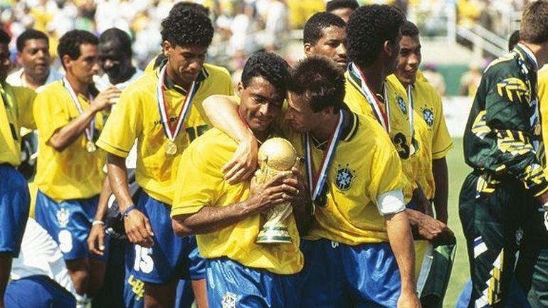 ЧМ-1994: Бразилия взяла Кубок в США. В последнем турнире с участием 24 сборных. Фото Reuters