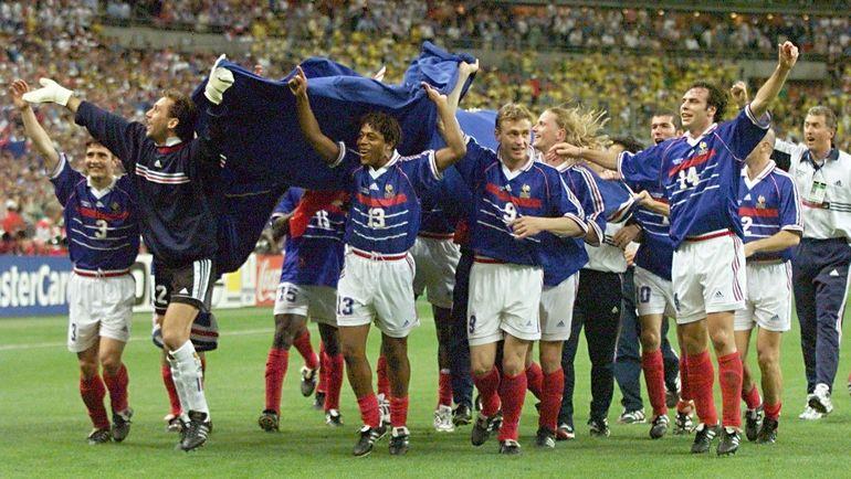 ЧМ-1998: Франция выиграла домашний турнир. Первый с участием 32 команд. Фото Reuters