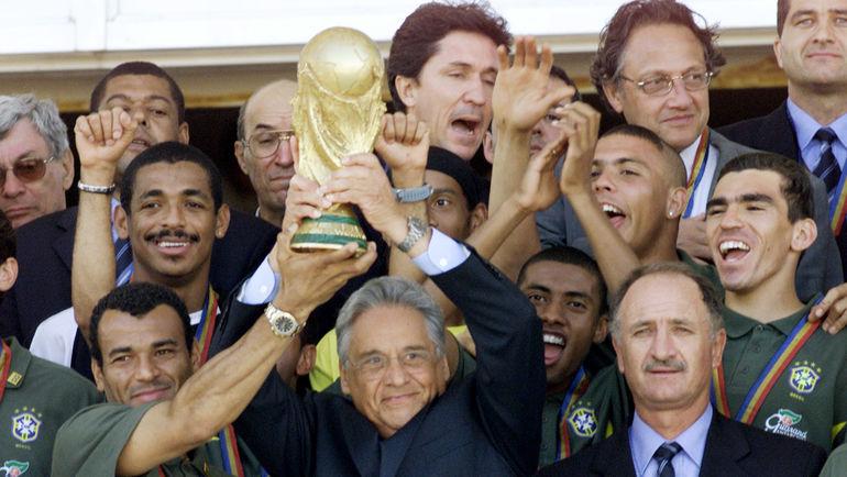 ЧМ-2002: первый турнир в Азии выиграла Бразилия. Фото Reuters