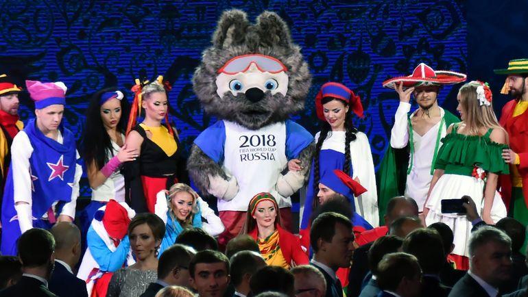 ЧМ-2018: Россия ждет в гости 31 сборную. Фото AFP