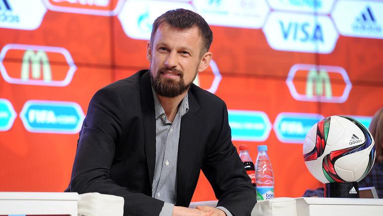 Сергей СЕМАК. Фото Алексей ИВАНОВ, «СЭ»