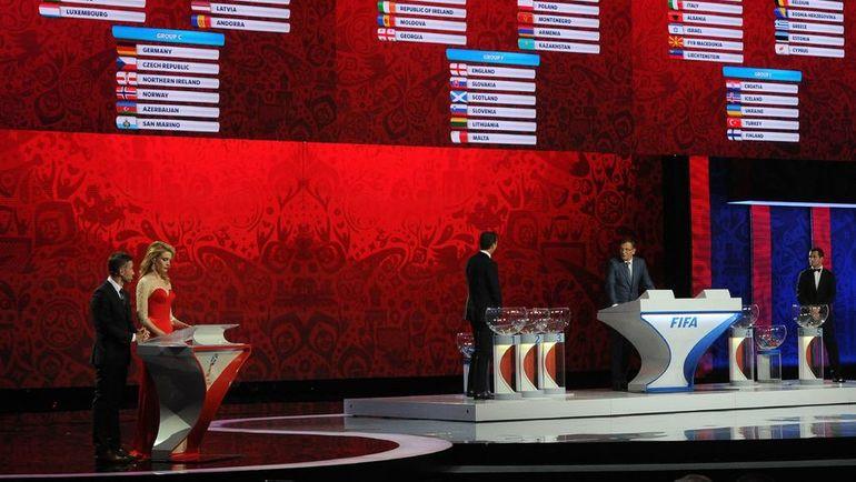 После ЧМ-2018 и 2022 число участников финального турнира увеличится на треть. Фото Reuters