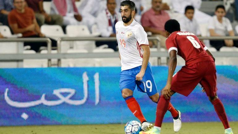 При новом формате главного футбольного турнира планеты сборная России может сыграть с национальной командой Катара не только в товарищеском матче. Фото AFP