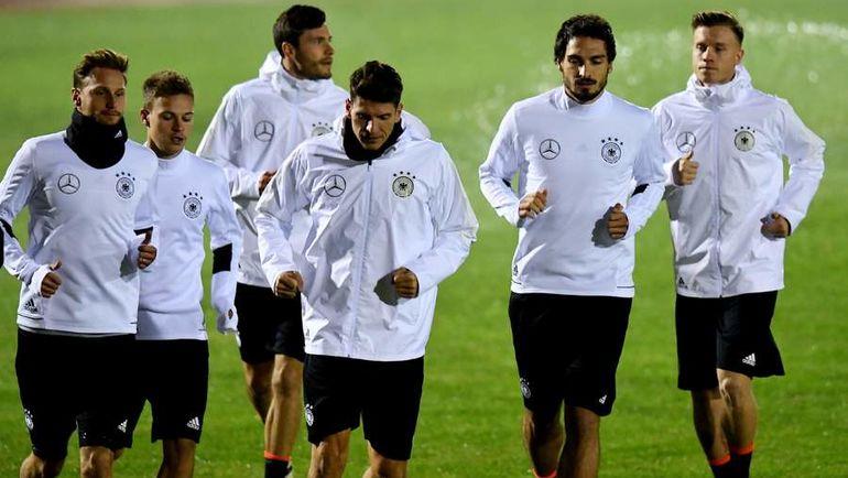Сборная Германии останется фаворитом чемпионата мира при любом формате. Фото AFP