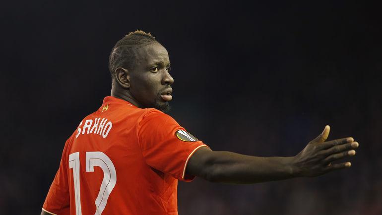 """""""Ливерпуль"""" хочет отбить затраты на Мамаду САКО. Фото REUTERS"""