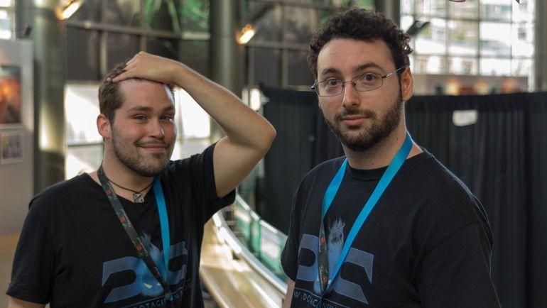 """Шеннон """"SUNSfan"""" Скоттен (справа). Фото GosuGamers"""