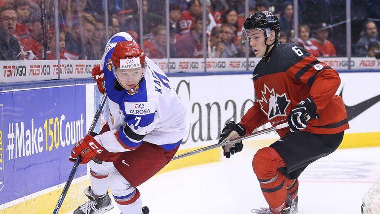 Кирилл КАПРИЗОВ (слева). Фото Reuters