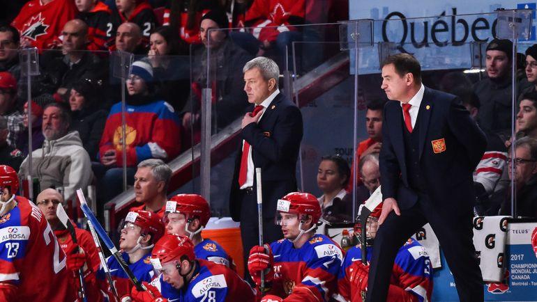 5 января. Монреаль. Швеция - Россия - 1:2. Валерий БРАГИН. Фото REUTERS