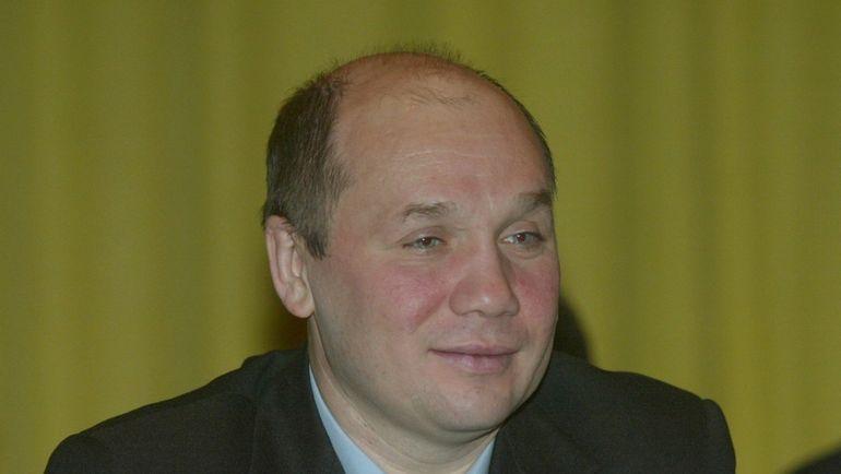 Эдуард ХУСАИНОВ.