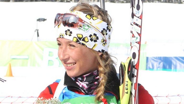 Екатерина АВВАКУМОВА. Фото СБР