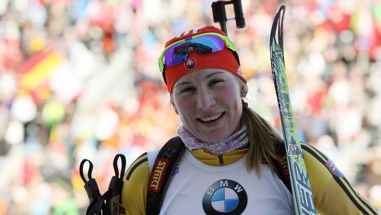 Анастасия КУЗЬМИНА. Фото AFP