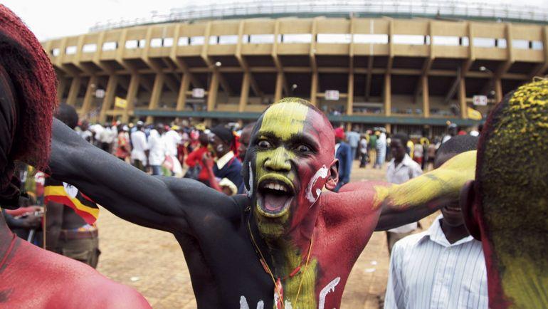 Болельщик сборной Уганды. Фото REUTERS