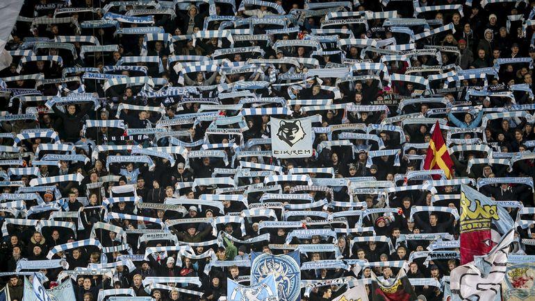 Швеция - страна с одной из самых растущих посещаемостью матчей. Фото REUTERS