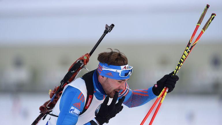 Антон ШИПУЛИН финишировал на 23-м месте. Фото AFP