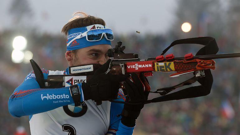 Антон ШИПУЛИН. Фото AFP