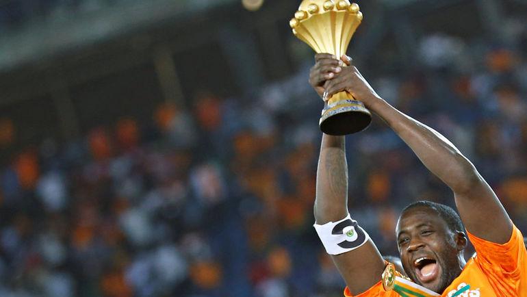 Кубок Африки - в руках ЯЯ ТУРЕ: Кот-д'Ивуар сильно изменился по сравнению с 2015 годом. Фото AFP