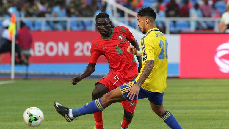 Вчера. Кубок Африки. Габон - Гвинея-Бисау - 1:1. Хозяева турнира не смогли победить в стартовом матче. Фото AFP