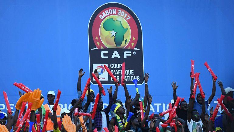 Болельщики на Кубке Африки-2017. Фото AFP