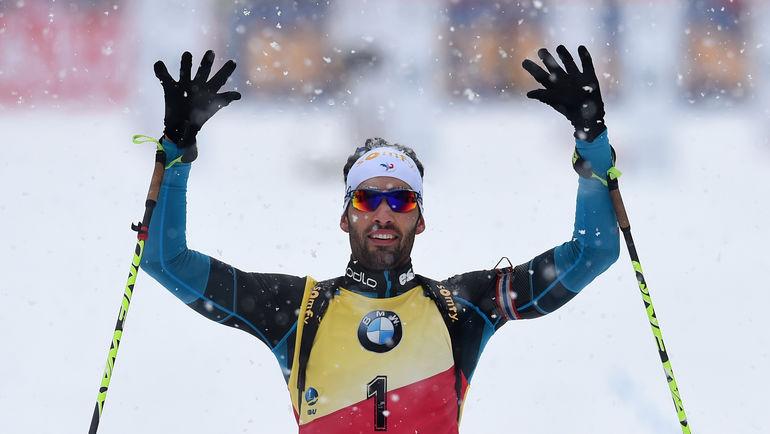 Мартен ФУРКАД одержал десятую победу в сезоне. Фото AFP