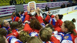 Женская молодежка: наши - первые в Европе
