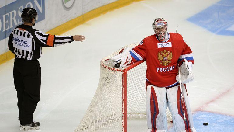 Антон ХУДОБИН. Фото AFP