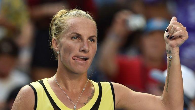 Сегодня. Мельбурн. Australian Open. Первый круг. Светлана КУЗНЕЦОВА (Россия, 8) – Мариана Дуке-Мариньо (Колумбия) – 6:0, 6:1.