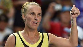 Светлана Кузнецова – во втором круге Australian Open