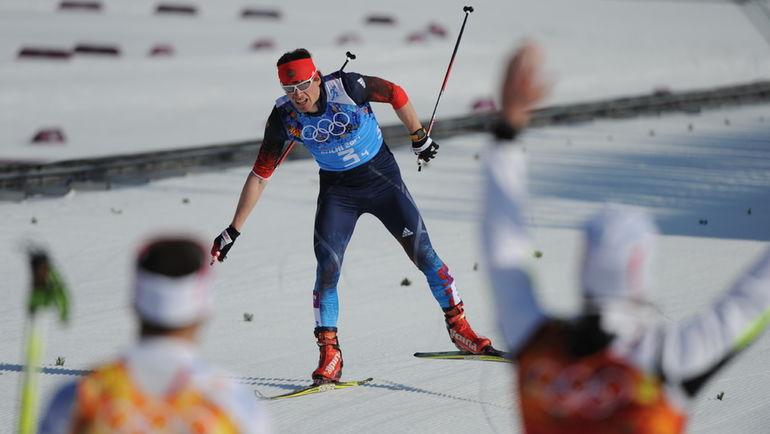 Максим ВЫЛЕГЖАНИН в олимпийском Сочи. Фото Федор УСПЕНСКИЙ, «СЭ»