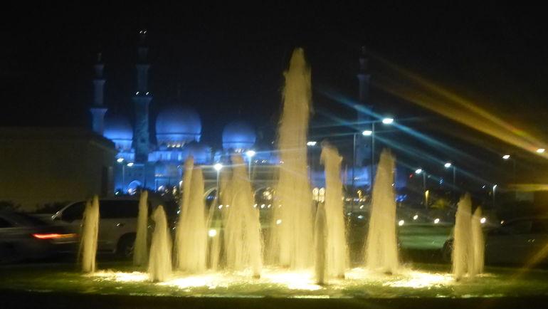 """Вид на Большую мечеть от центрального входа. Фото """"СЭ"""""""