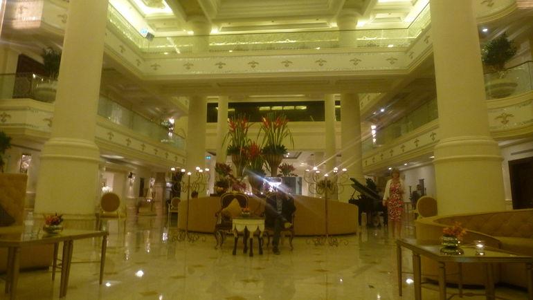 """Внутреннее убранство отеля. Фото """"СЭ"""""""