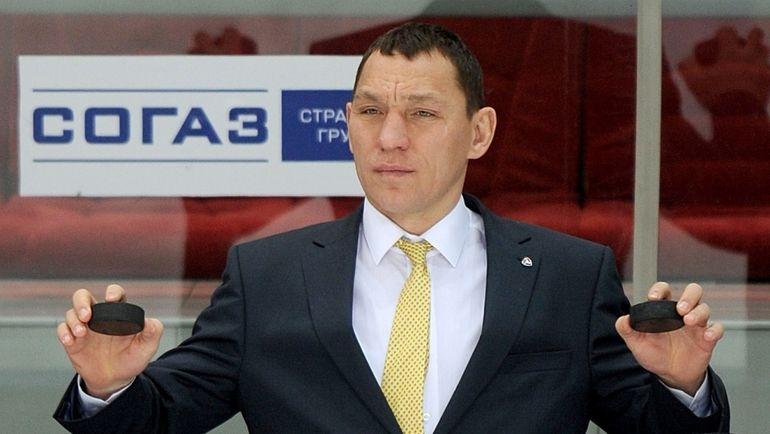 Сергей БЕРДНИКОВ. Фото photo.khl.ru