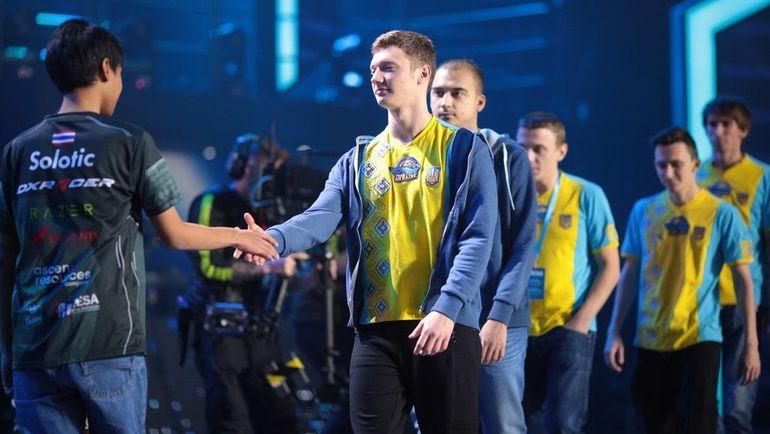 Team Ukraine по Dota 2. Фото Пресс-служба WESG