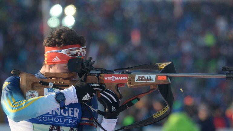 Алексей ВОЛКОВ. Фото AFP
