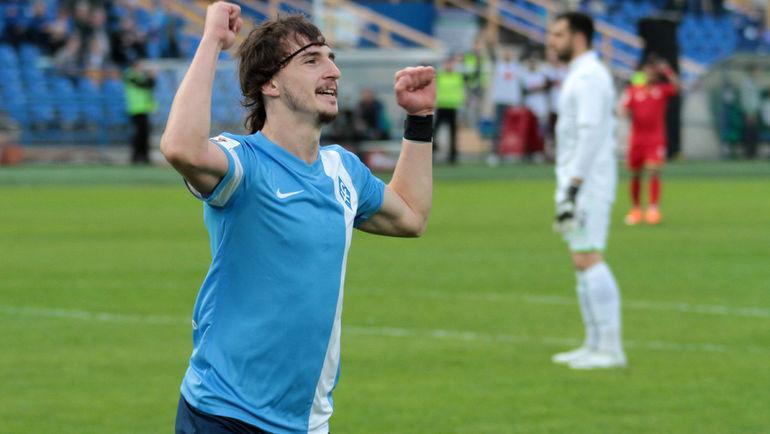 Павел ЯКОВЛЕВ вообще может остаться без клуба. Фото Игорь ГОРШКОВ