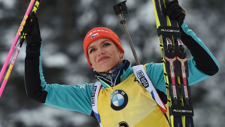 Габриэла КОУКАЛОВА. Фото AFP