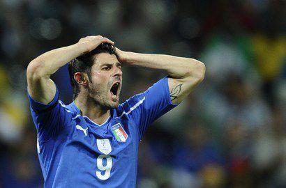 Италия и Новая Зеландия сыграли вничью Фото «СЭ»