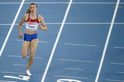 Татьяна ФИРОВА стала чемпионкой Европы. Фото AFP Фото AFP