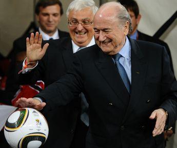Йозеф БЛАТТЕР. Фото AFP Фото AFP