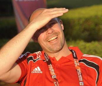Мартин ХАНССОН попал в число судей финального турнира ЧМ-2010, но в Южной Африке остался без работы. Фото AFP Фото AFP
