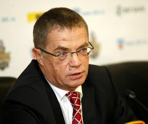 Александр МЕДВЕДЕВ. Фото КХЛ Фото «СЭ»