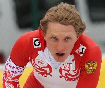 Чемпион Европы-2011 Иван СКОБРЕВ Фото AFP