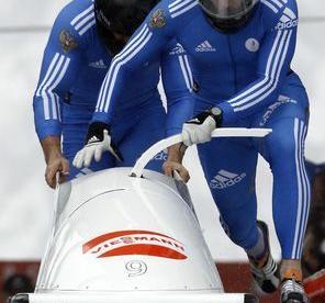 Сегодня. Винтерберг Александр ЗУБКОВ и Алексей ВОЕВОДА. Фото REUTERS Фото Reuters