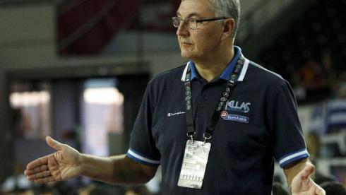 Новый главный тренер ЦСКА Йонас КАЗЛАУСКАС. Фото REUTERS Фото Reuters